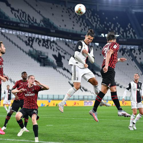 Juventus go through Coppa Italia Semifinal after 0 – 0 draw