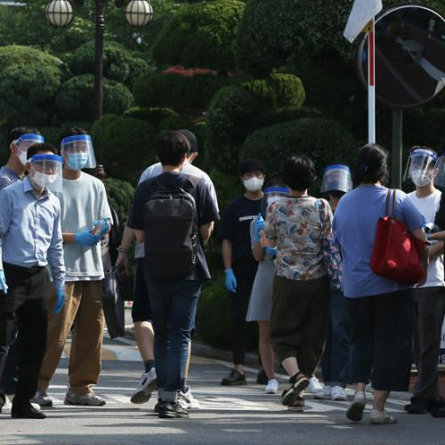 South Korea warned it may face a new coronavirus wave without tough social distancing measures