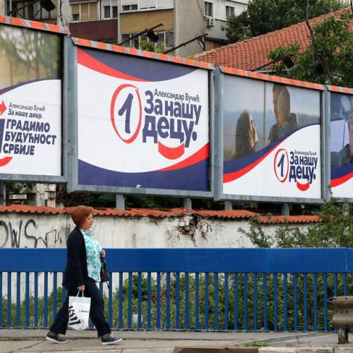 Serbia votes in national elections – Conservatives expected to win