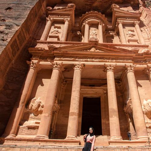 Petra Heritage site reopens to public