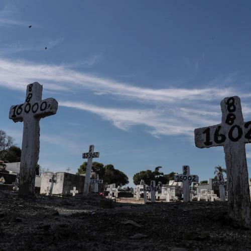 Latin America's COVID-19 deaths seen hitting nearly 390,000 by October