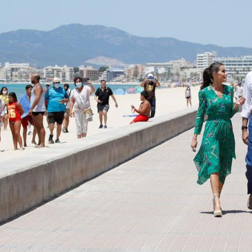 Photo Story: King and Queen of Spain visit Majorca