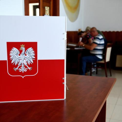 Photo Story: Poland prepares for presidential elections