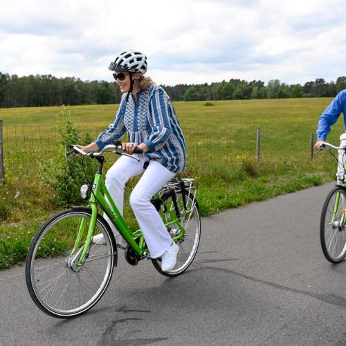 Photo Story: Belgian Royal Family visit Genk