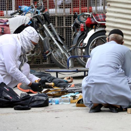 UPDATED: Gunmen attack Pakistani stock exchange, seven killed