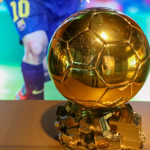 No Ballon d'Or for this year