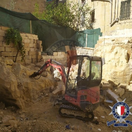 UPDATED: Foreign worker dies in Cospicua construction incident, another being treated in hospital