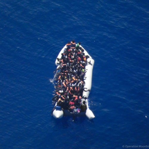 Sixty-five rescued migrants test positive for Covid-19 – UPDATE