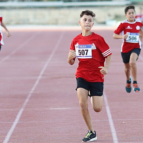 Athletics: Season reaches climax for young athletes with final event