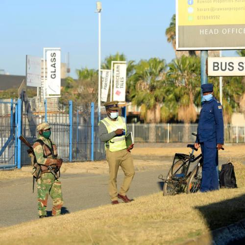 New lockdown measures introduced in Zimbabwe