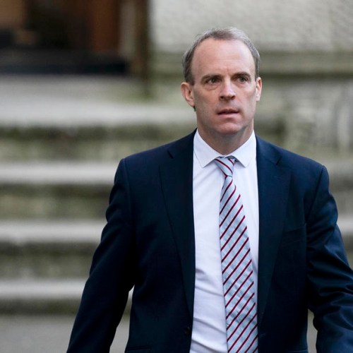 Raab says UK ready for Australia-style rules if can't do EU trade deal