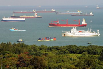 U.N. adopts new measures to cut ship emissions, critics call for more