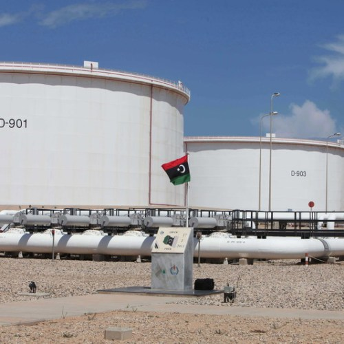 East Libya to allow export of stored oil port products to ease power crisis