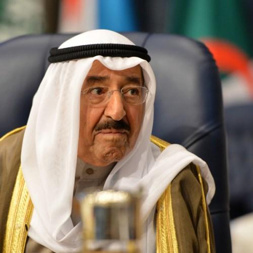 Kuwait's Emir in hospital for medical checks