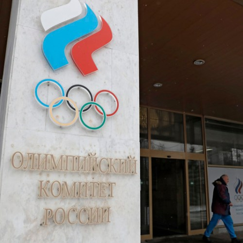 Former Russian anti-doping boss says no Russian athletes should take part in Olympics