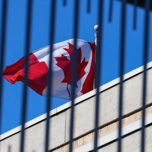 China warns its citizens to exercise caution in travelling to Canada