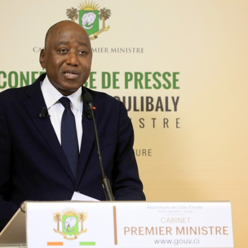 Ivory Coast's prime minister Amadou Gon Coulibaly dies at 61