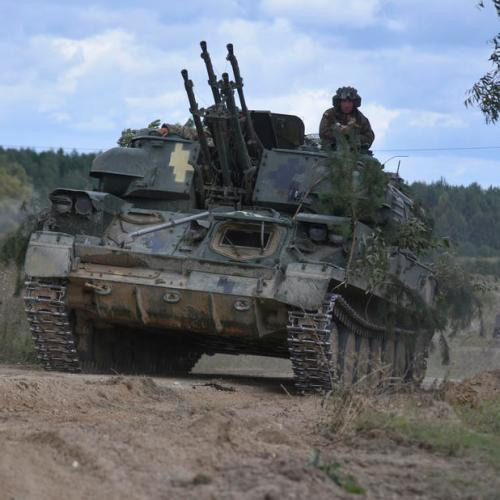 Ukraine to stage military exercises to coincide with Russian manoeuvres