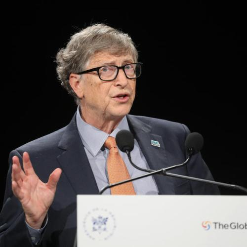 Bill Gates calls for COVID-19 meds to go to people who need them, not 'highest bidder'