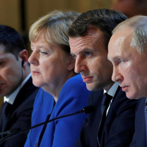 Putin and Zelenskiy pledge support for ceasefire in Ukraine starting tomorrow