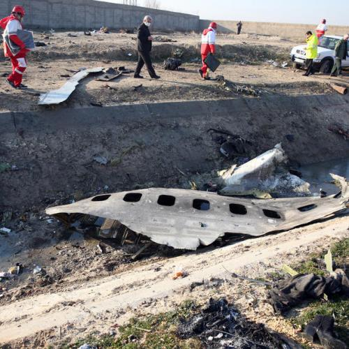 Iran says chain of errors caused Ukrainian plane crash in January