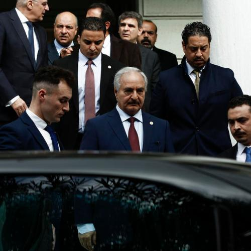 Tripoli-based Parliament surprised at request by Haftar's loyal Tobruk-based Parliament for Egyptian military intervention in Libya