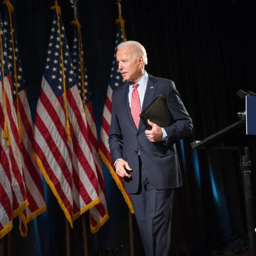 Joe Biden will not hold campaign rallies due to the coronavirus pandemic