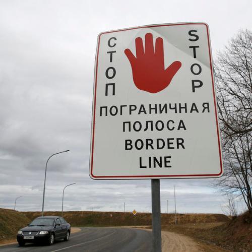 Belarus, Ukraine beef up border controls after detention of alleged Russian mercenaries