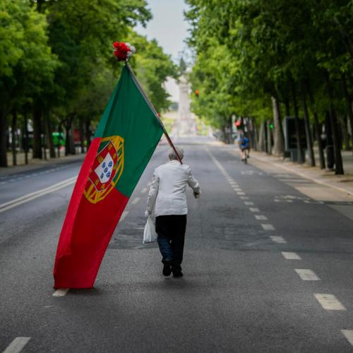 Portugal's GDP registered biggest contraction ever recorded
