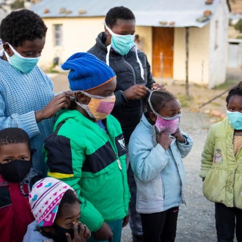 Africa's confirmed COVID-19 cases surge above a half-million