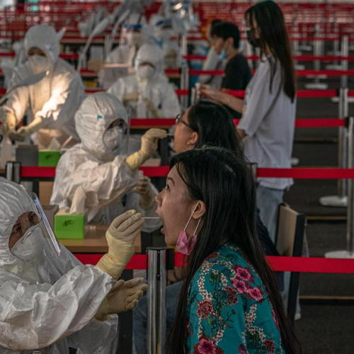 WHO advance team on way to China to set up probe into virus origin