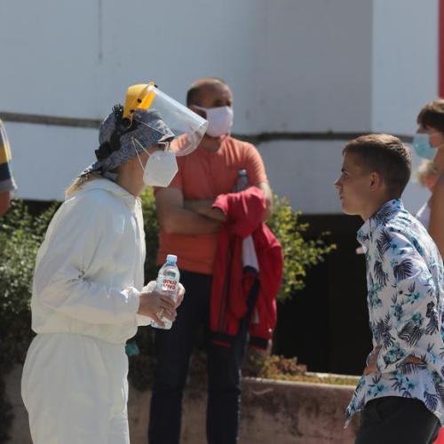 Serbia declares emergency in capital Belgrade as coronavirus infections rise