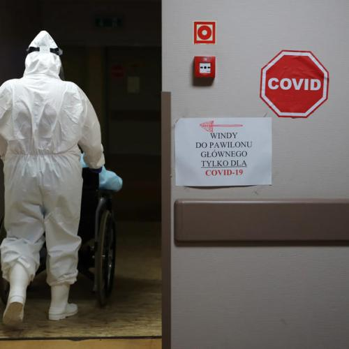 Poland reports record high coronavirus cases for second day