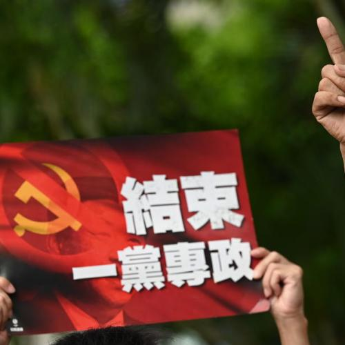 Hong Kong wakes up to new national security law on handover anniversary