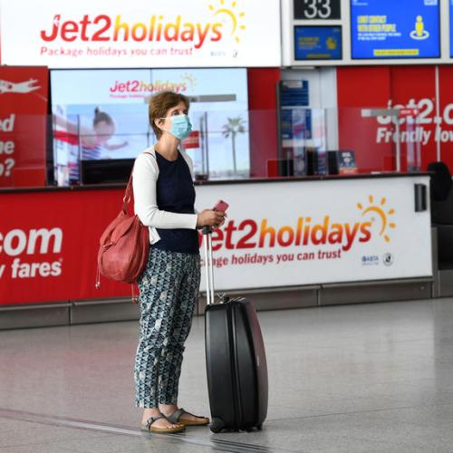 Airlines, British holidaymakers brace for limited travel restart