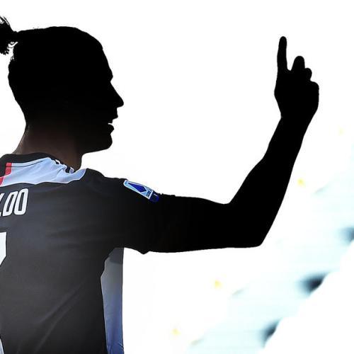 Ronaldo scores for Juventus on Buffon's milestone record match