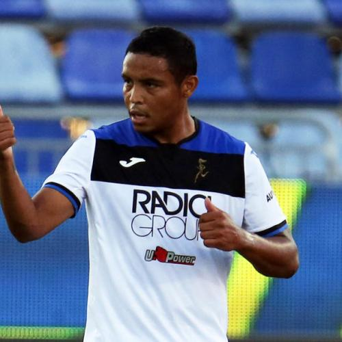 Atalanta's Luis Muriel to miss match against Brescia following fall in shower