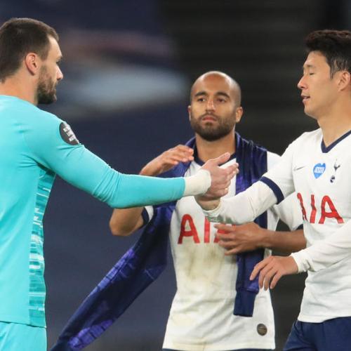 English Premier League: Spurs return to winning ways