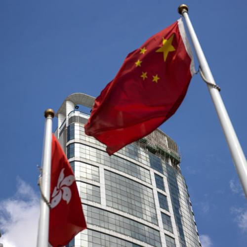 Beijing converts Hong Kong hotel into new national security office