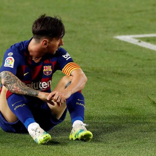 Messi wants to leave Barcelona