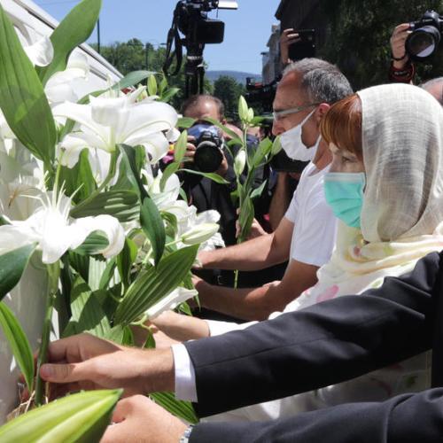 25th Anniversary of Srebrenica Genocide