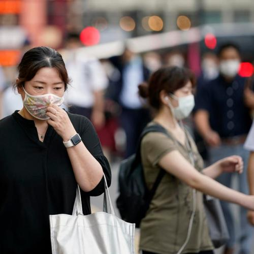 Tokyo confirms 206 new cases of coronavirus infections on Sunday