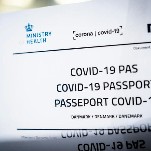 Photo Story: Denmark launches Covid-19 passport