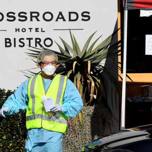 UPDATED: COVID curbs reinstated in Sydney as Australian officials trace mystery case