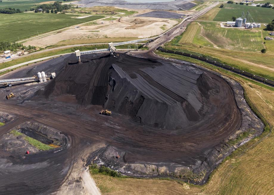 EPA's Eye in the Sky: Oaktown, Indiana, USA