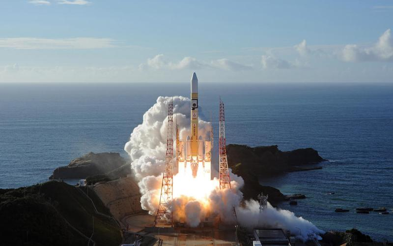 UAE rocket lifts off in Arab's world first interplanetary mission