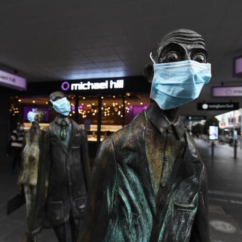 Australia's Victoria state reports record new cases of coronavirus
