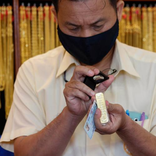 Gold climbs to nine-year high