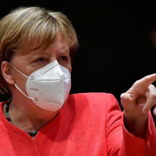 Merkel urges Germans to get vaccinated as coronavirus cases rise
