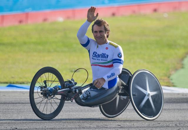 Alex Zanardi transferred to Padua hospital, five months after serious crash